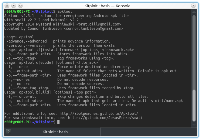 Apktool A Tool For Reverse Engineering Android APK Files