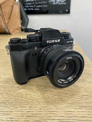 Fujifilm X-T3 26.1MP Camera Zeiss Touit 32mm F/1.8 Lens Accessories #Affilink #FujifilmX-T3 #FujifilmX-T3Bundle