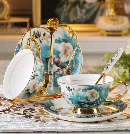 40+ Ideas Kitchen Blue And White Tea Sets For 2019 #teasets