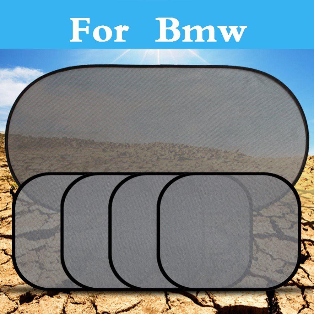2x  Baby Sunshade Car Window Protection Cling Sun Block Sun Shade Shield Visor G