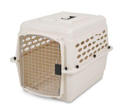 """Petmate Vari Portable Fashion Travel Pet Kennel Sz: Med 28 """""""