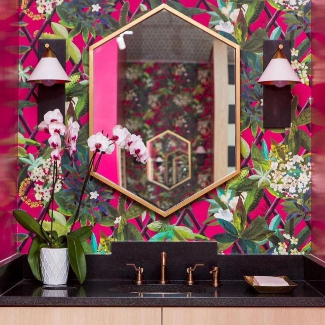 Canopy by Christian Lacroix is a beautiful and bold