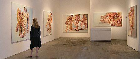STEFAN KLEINSCHUSTER-'Stefan Kleinschuster Installation View'-Robischon Gallery
