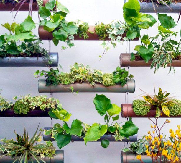 wall mounted planters vertical vegetable gardens on indoor herb garden diy wall vertical planter id=72509