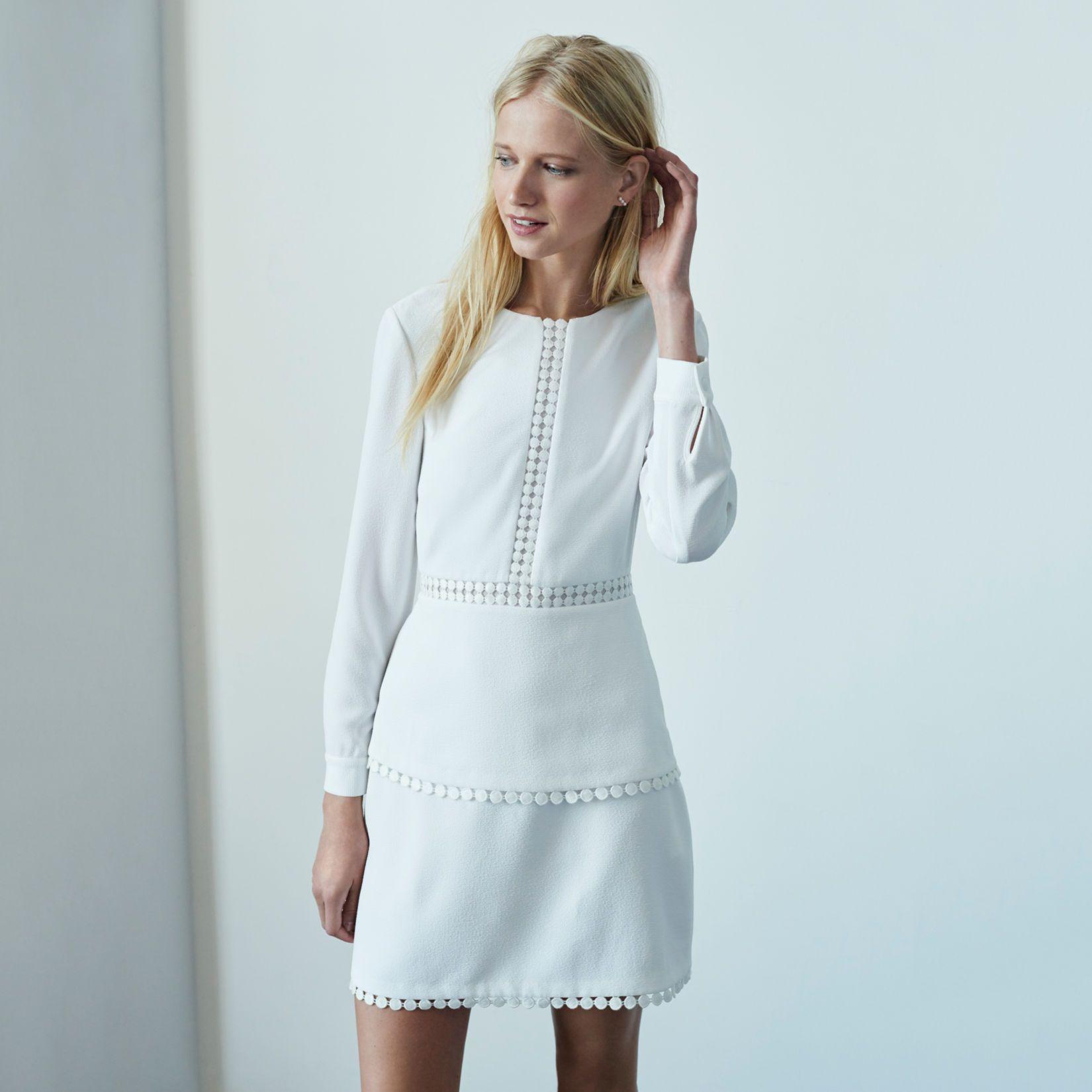 Terrona Tiered Dress - Day to Night Dresses at Club Monaco   Blonder ...