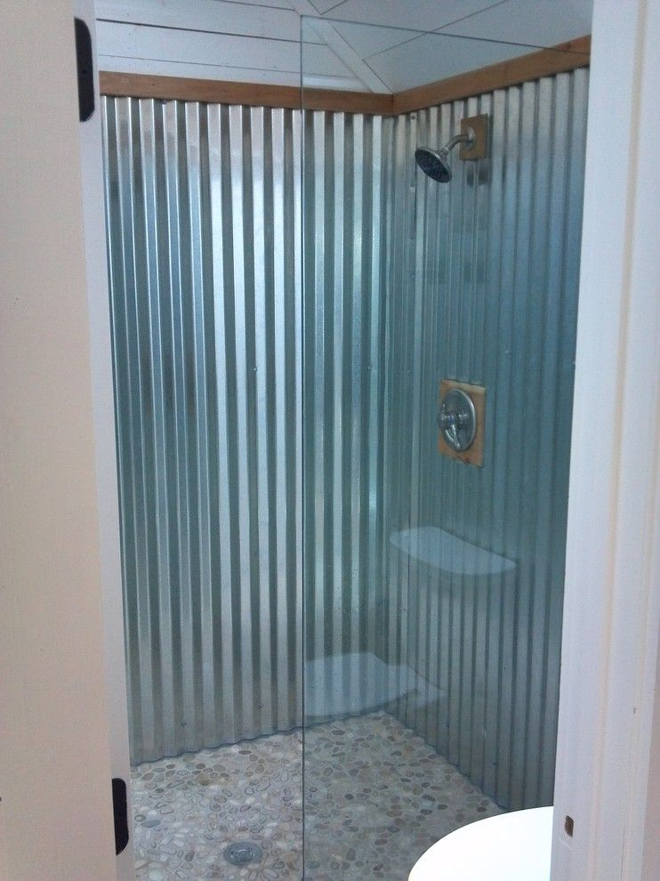 Image Result For Corrugated Iron Shower Woolshed