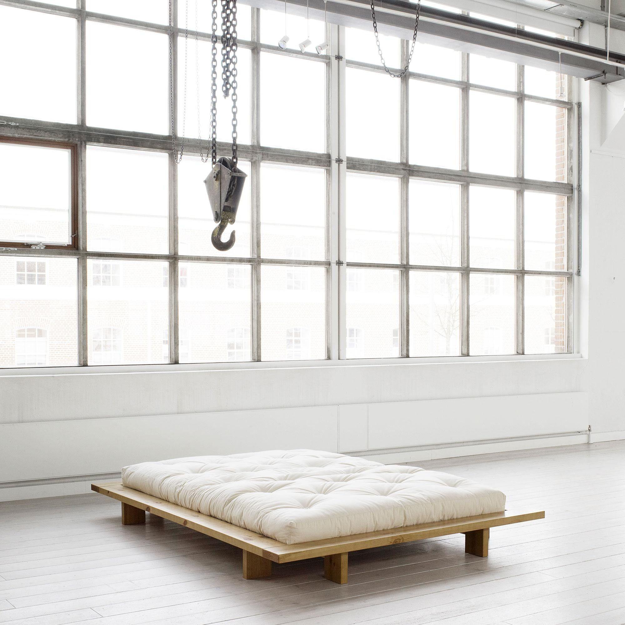 Karup Japan Futon Bed Ambientedirect Minimalist Bed
