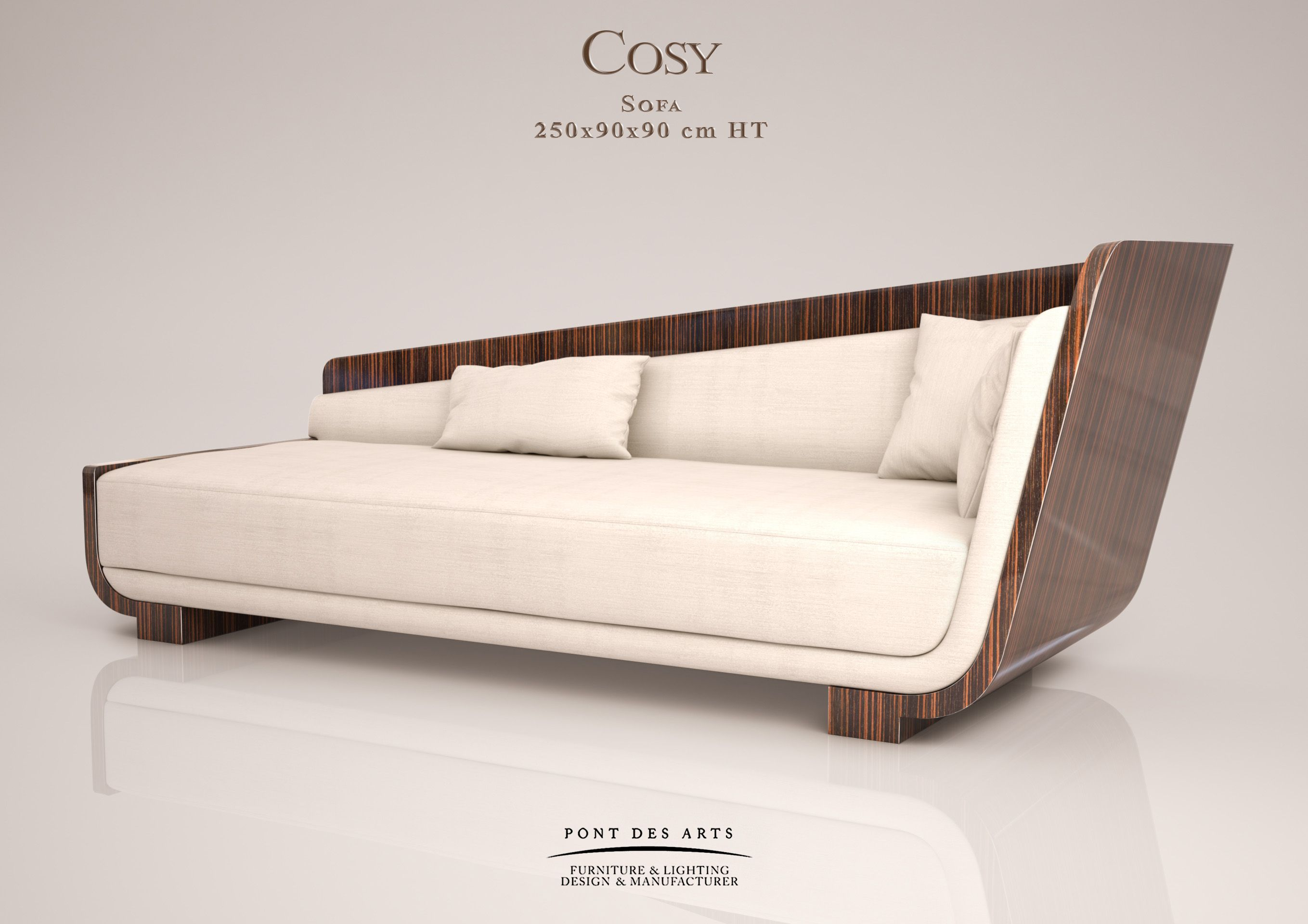 Fireside Sofa from the Fireside Custom Upholstery collection by