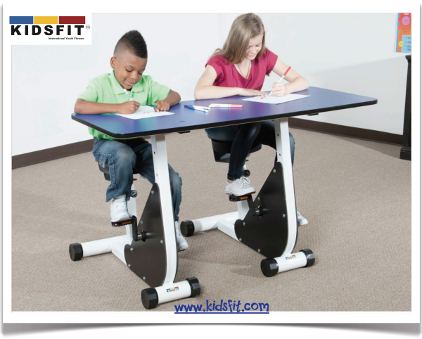 2 Person Pedal Desk Classroom Desk Classroom Furniture Classroom