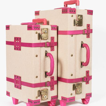 Designer Luggage Sets For Women Steamline luggage | Travel Bags ...