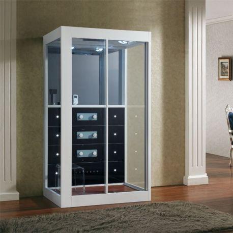 karera grande cabine de douche hammam cabine de douche cabine et douches. Black Bedroom Furniture Sets. Home Design Ideas