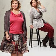 Take a look at the Style Vibe: Plus-Size event on #zulily today!