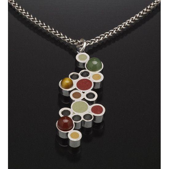 Kinzig Design Jewelry Susan Kinzig Necklace 290 Artistic Artisan