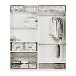 US Furniture and Home Furnishings Linen closet design