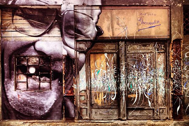 """JR x Jose Parla """"The Wrinkles Of The City"""" Cuba Project"""