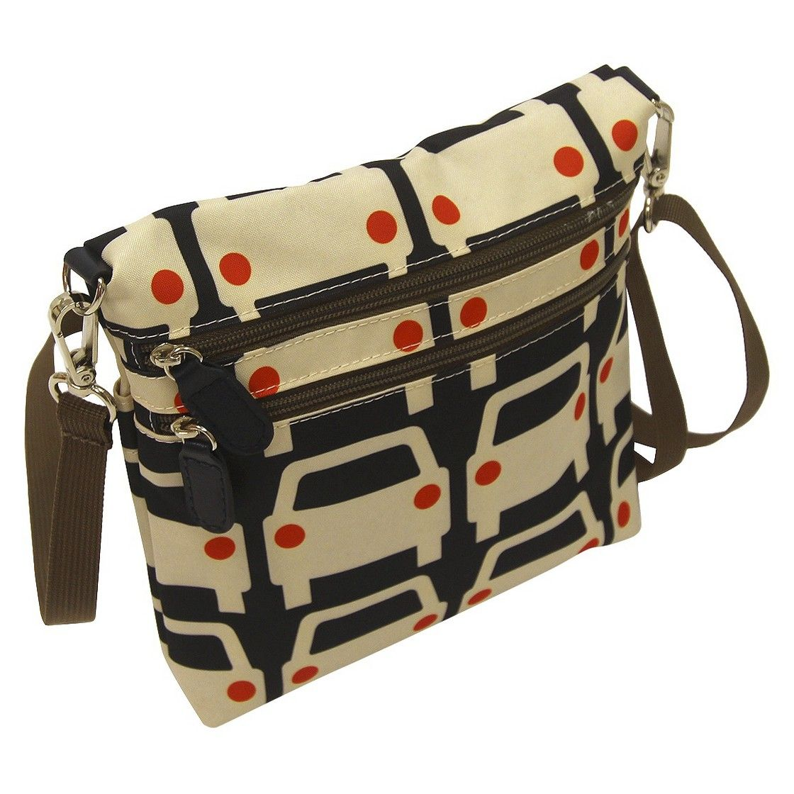 Orla Kiely Crossbody Large Cars So Cute From Target 29 99