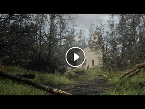 The Conjuring (Speed Level Design / Unreal Engine 4) speed