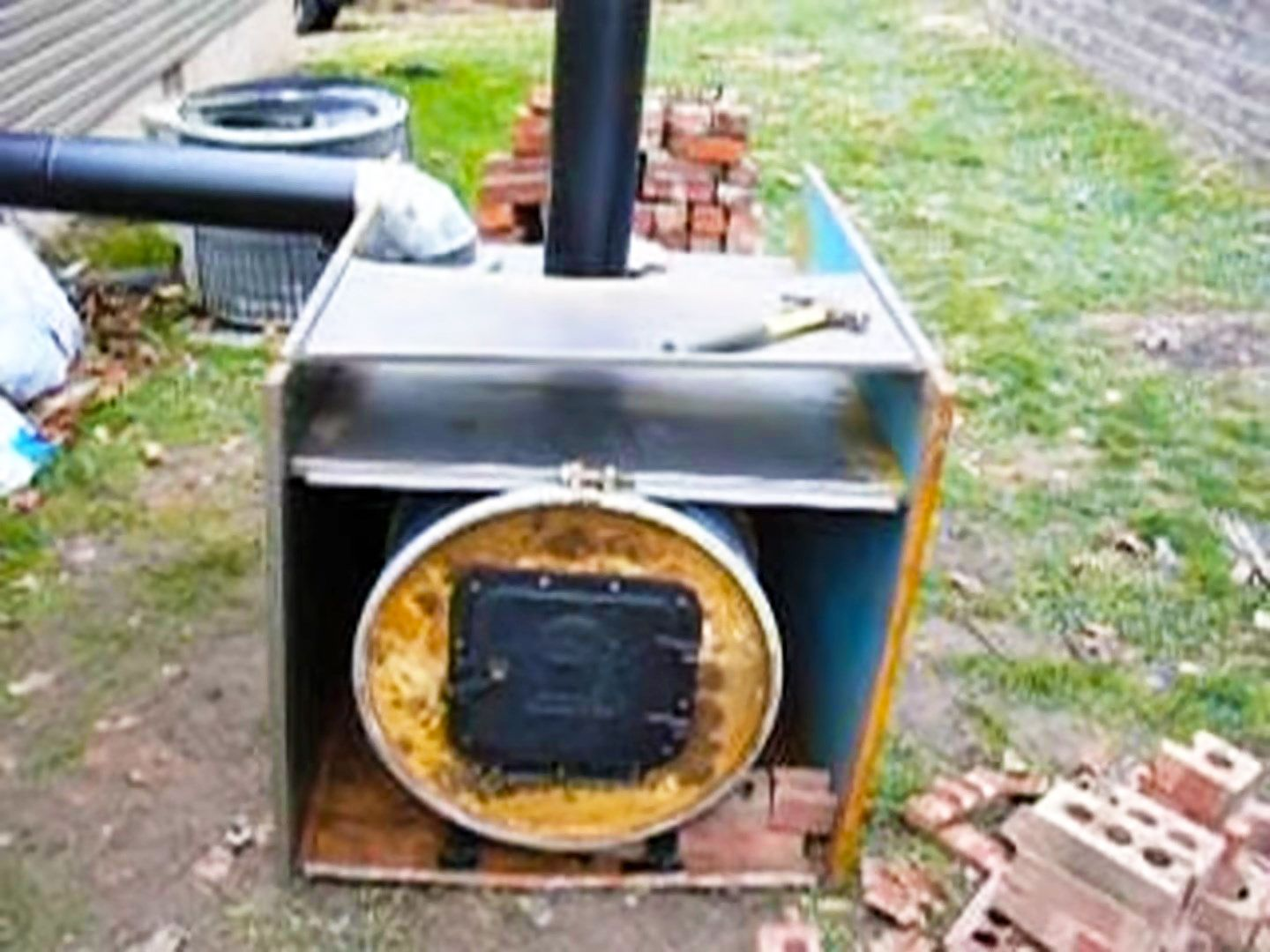 Diy Video How To Build A Simple Homemade Heat Exchanger For