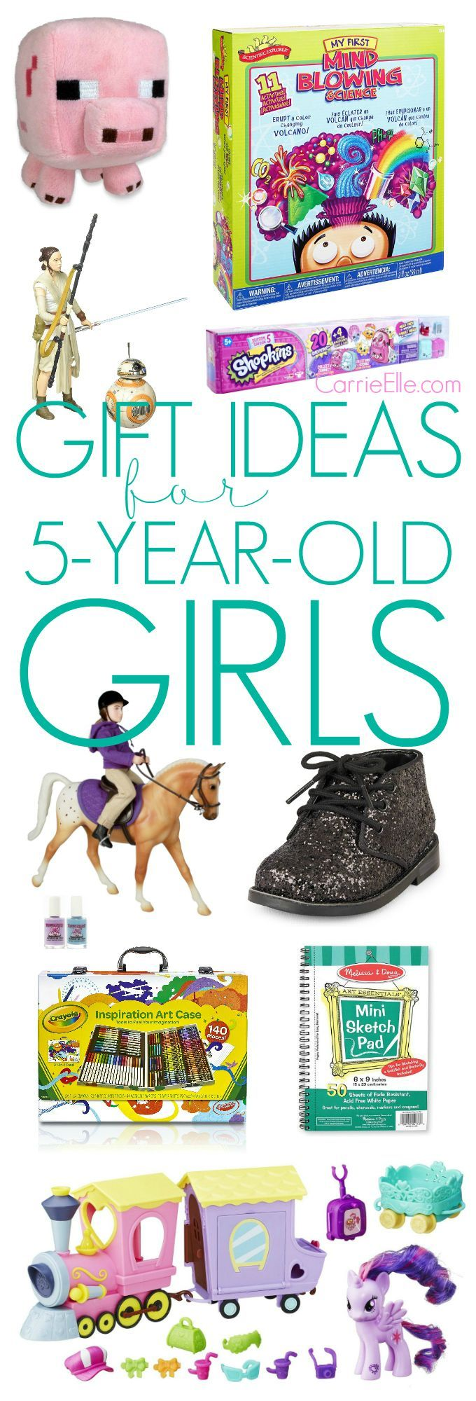 Gift Ideas for Five-Year-Old Girls | Christmas gifts for 5 ...