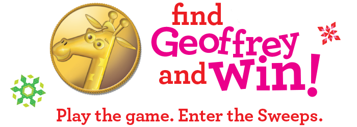 Geoffreys awesome christmas sweepstakes giveaway