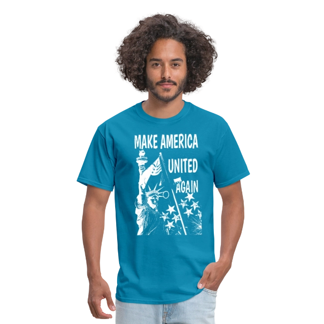 make america united again Men's TShirt in 2020 T