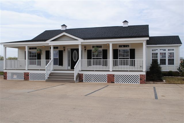 Bossier Mobile Homes In Bossier City Louisiana Mobile Home Porch Home Porch Mobile Home Exteriors