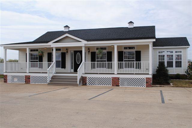 Bossier Mobile Homes In Bossier City Louisiana Mobile Home Porch Home Porch Mobile Home Exteriors