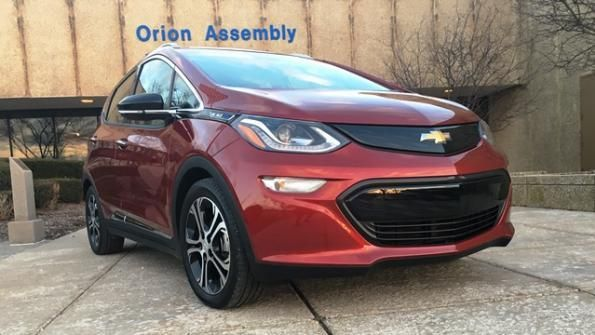 Chevy Bolt A Look Inside Assembly Plant Of Gm Electric Vehicle