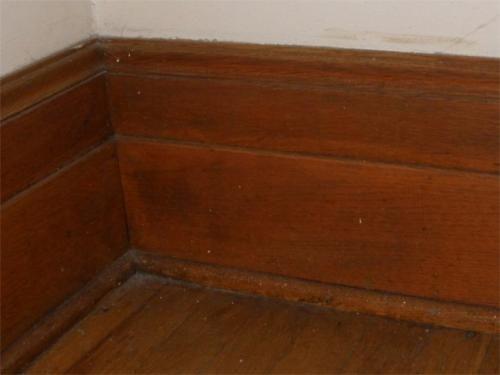 Select 2-pc  Baseboard | Crafsman Trim | Antique hardware