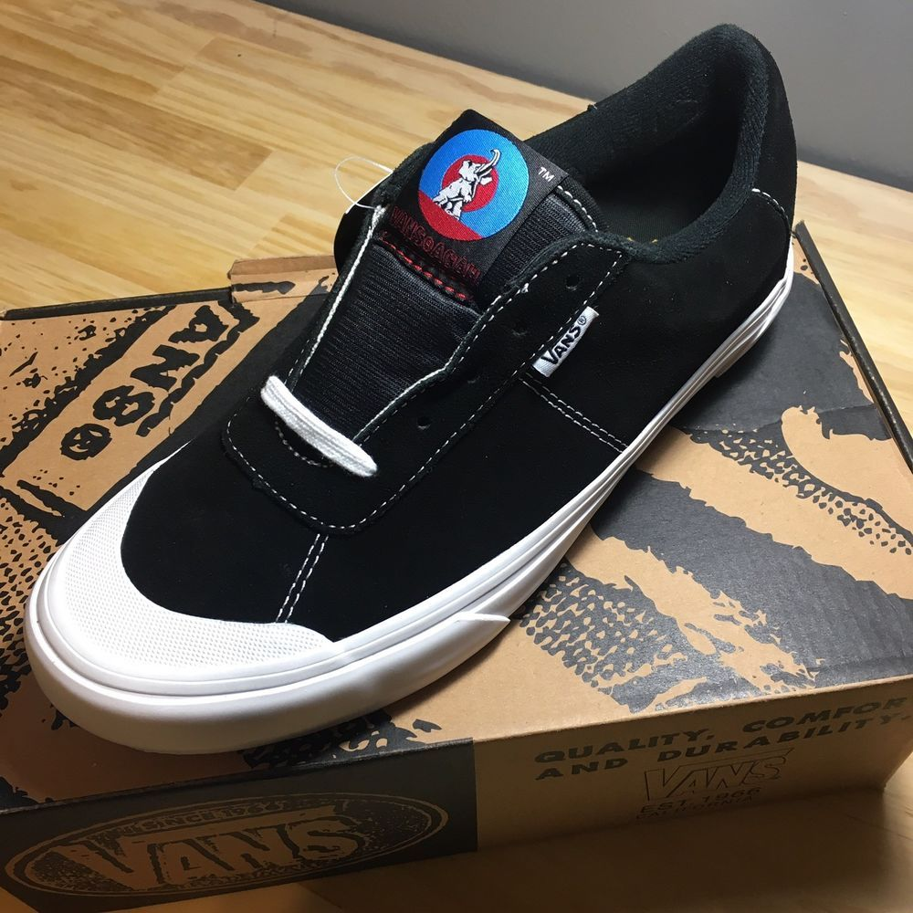 c234f53ebe VANS SALMAN AGAH LIMITED 50TH ANNIVERSARY SHOES BLACK SIZE 9 RARE  fashion   clothing  shoes  accessories  mensshoes  athleticshoes (ebay link)