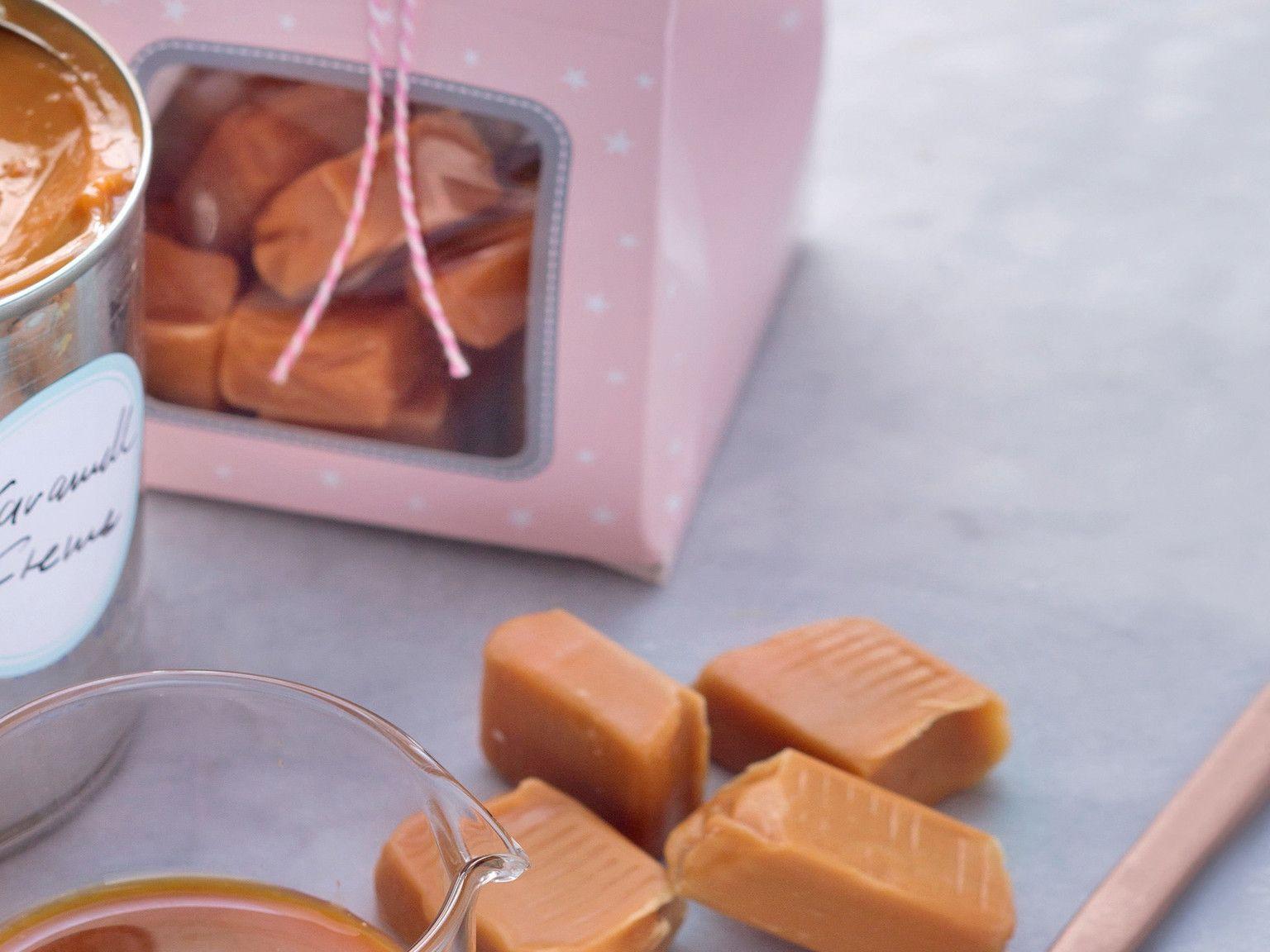 Karamellbonbons selber machen   nach Omas Rezept