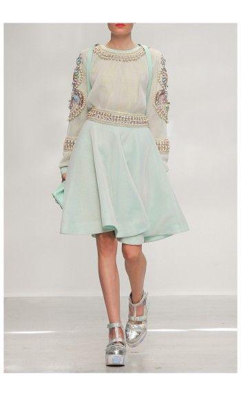 Preorder MANISH ARORA Spring-Summer 2015 Collection at www.MyBeautifulDressing.com  Paris Fashion Week