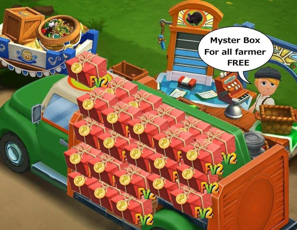 Farmville-2-Free-Mystery-box | Stuff to Buy | Farmville 2