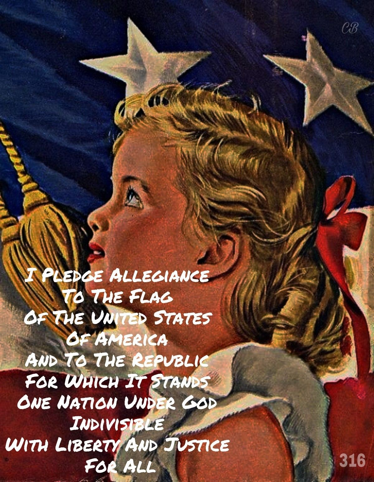 Pin By Chris Binder On Pledge Of Allegiance