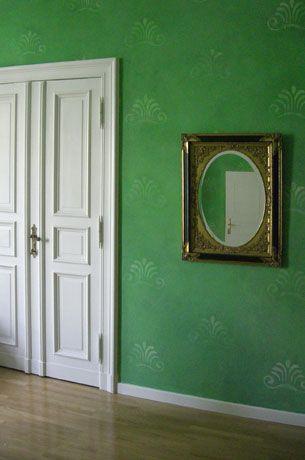 Wohnzimmer grün Portia\u0027s World, Part III Pinterest Feng shui