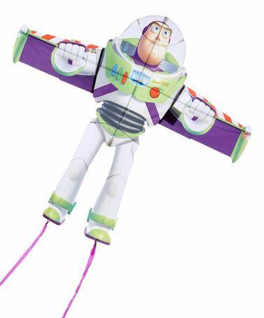 This Buzz Lightyear Kite is perfect! #zulilyfinds