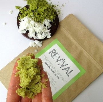 All natural body scrubs made with fair trade & organic ingredients..mmmmmm