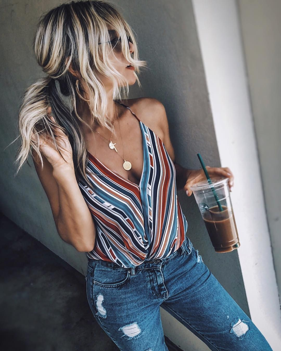 26138f07013 pinterest  chandlerjocleve instagram  chandlercleveland Cami Top Outfit