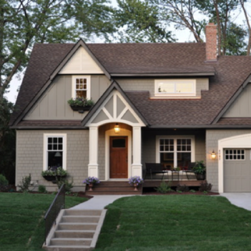 5 Tips For Choosing The Perfect Exterior Paint Palette