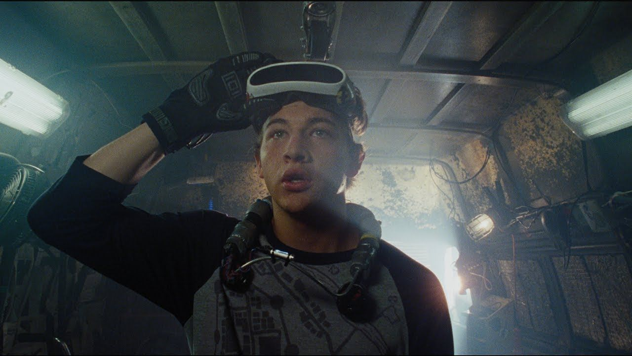 We Love Augmented Reality But Lets Fix Things That Could Become Big Problems Ready Player One Trailer Ready Player One Ready Player One Movie