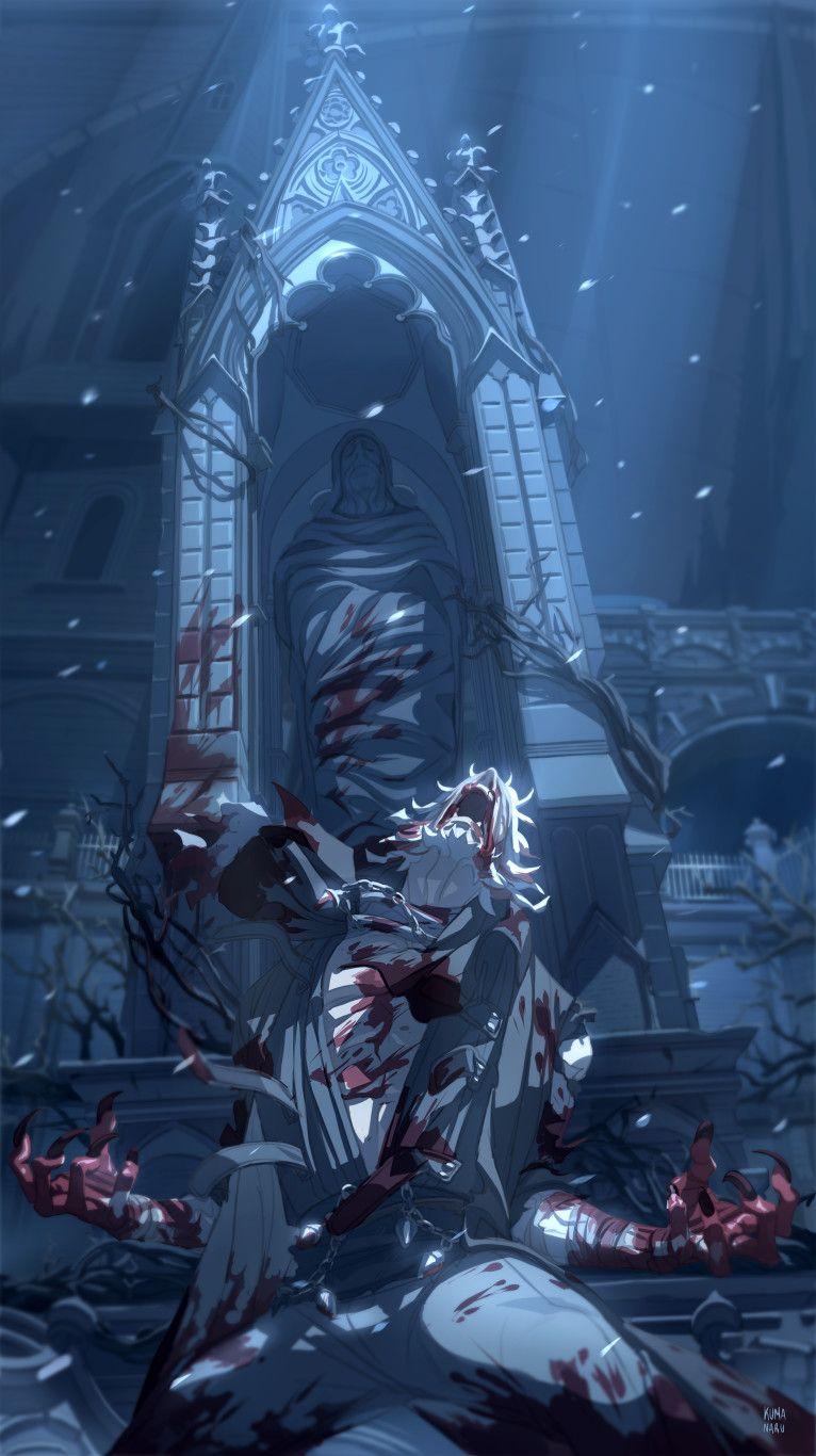 Pin On Bloodborne