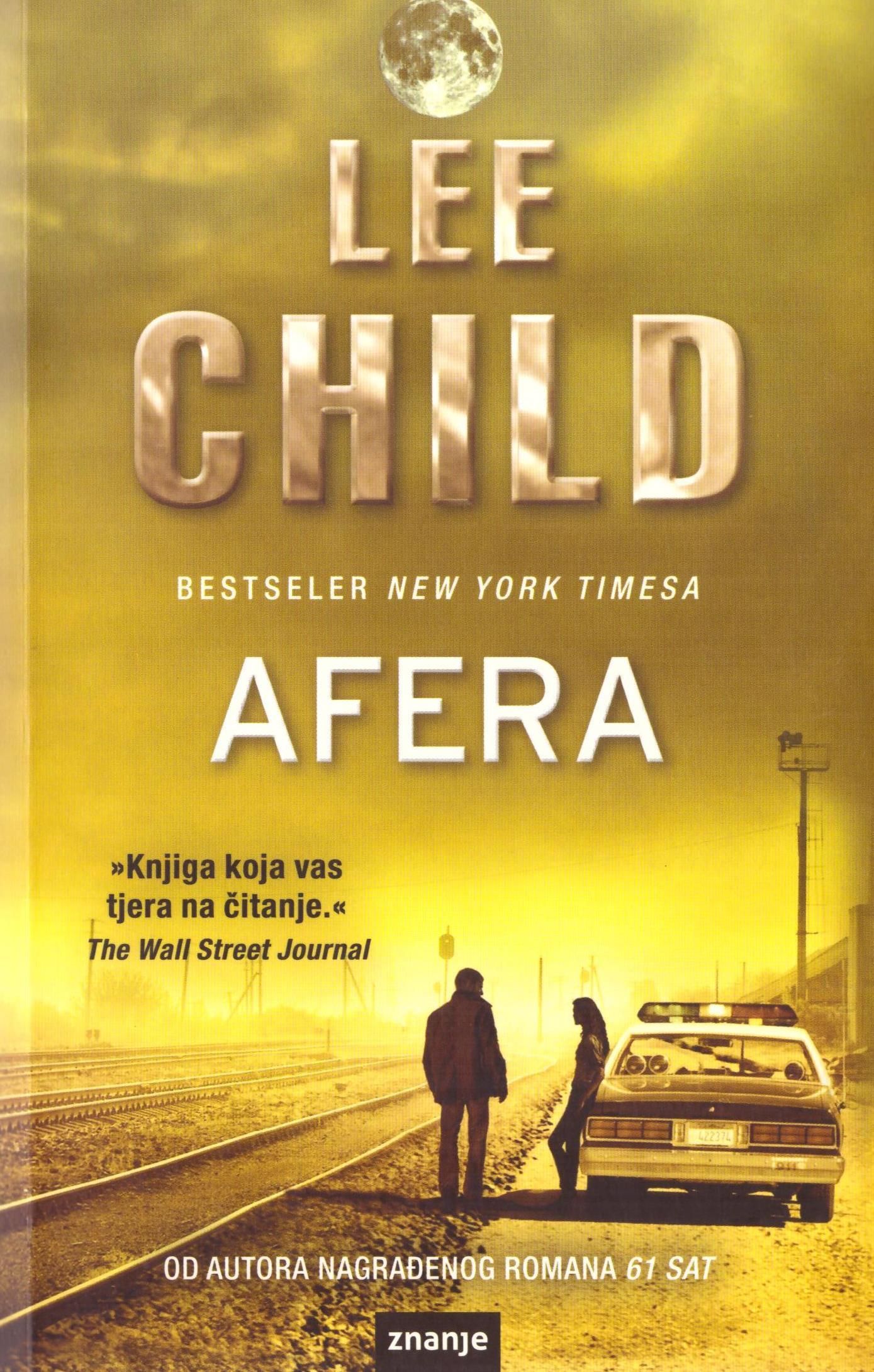 Afera Lee Child Preveo S Engleskoga Neven Duzanec Zagreb Znanje 2012 I Can Read Books Pdf Books Reading Pdf Books Download