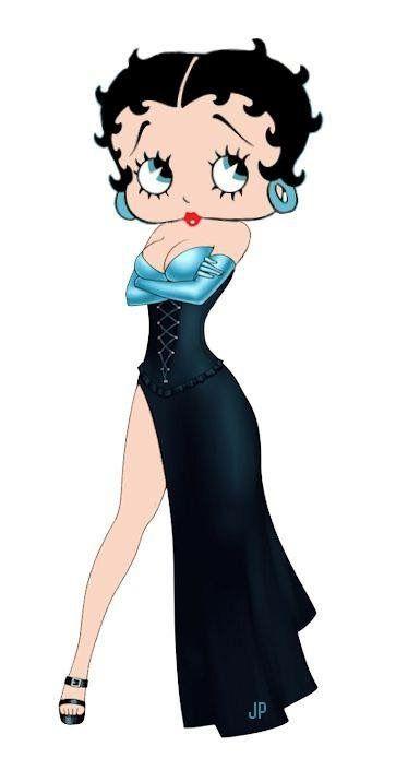 Betty Boop siempre hermosa | BETTY BOO | Pinterest | Betty boop ...