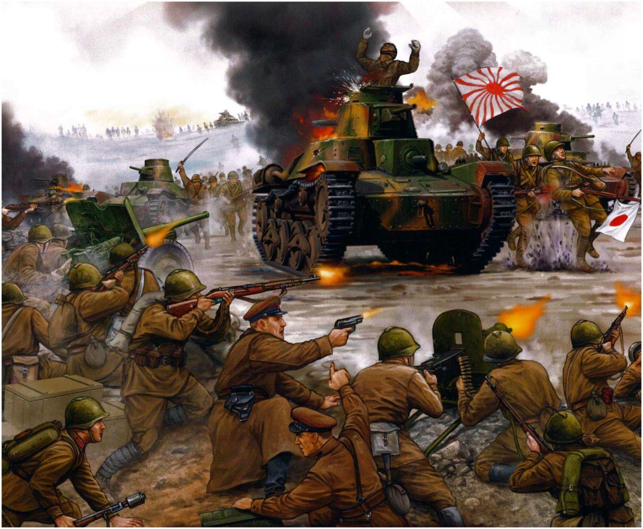 Pin en War