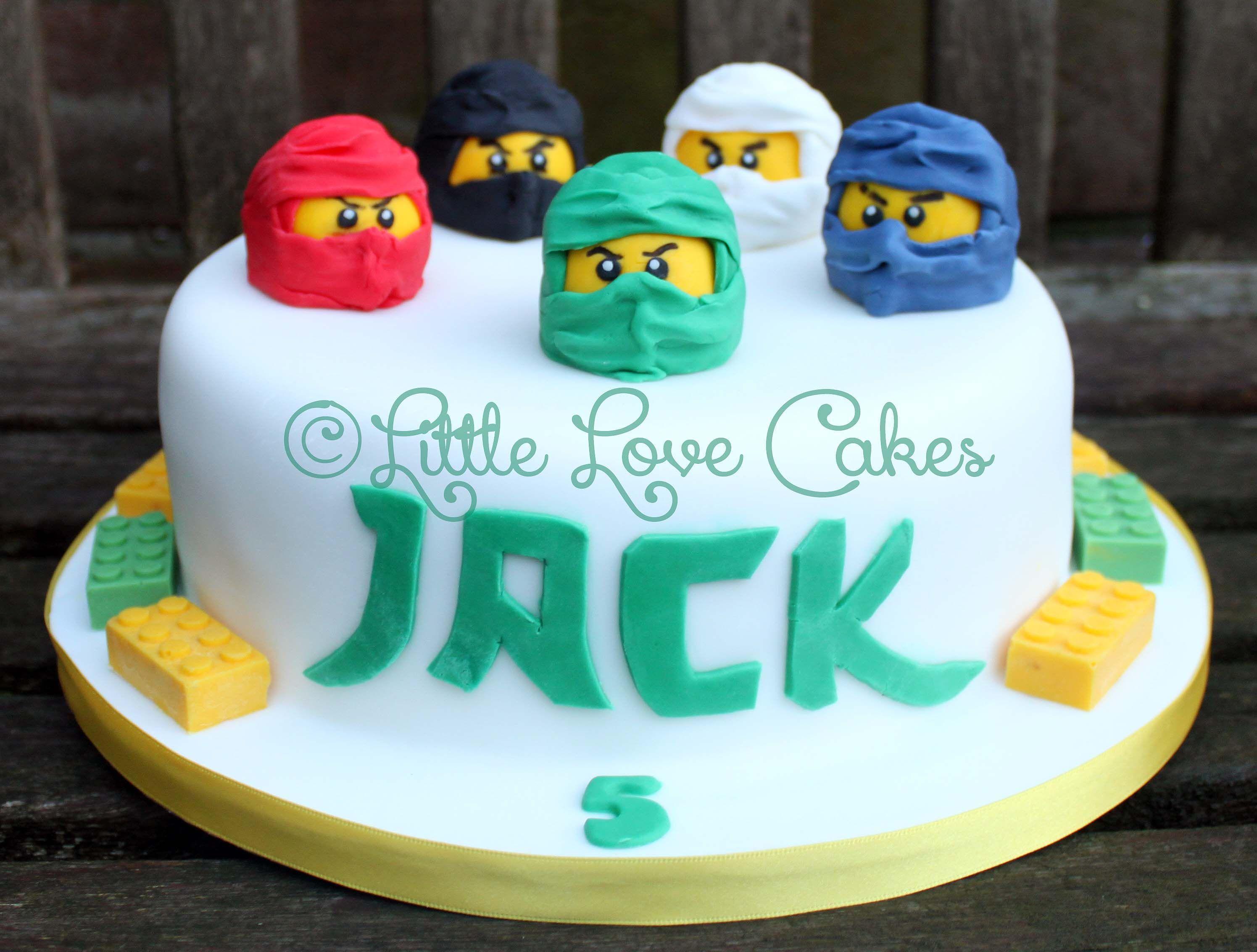 Ninjago Cake Geburtstagskuchenkinder In 2020 Geburtstagskuchen