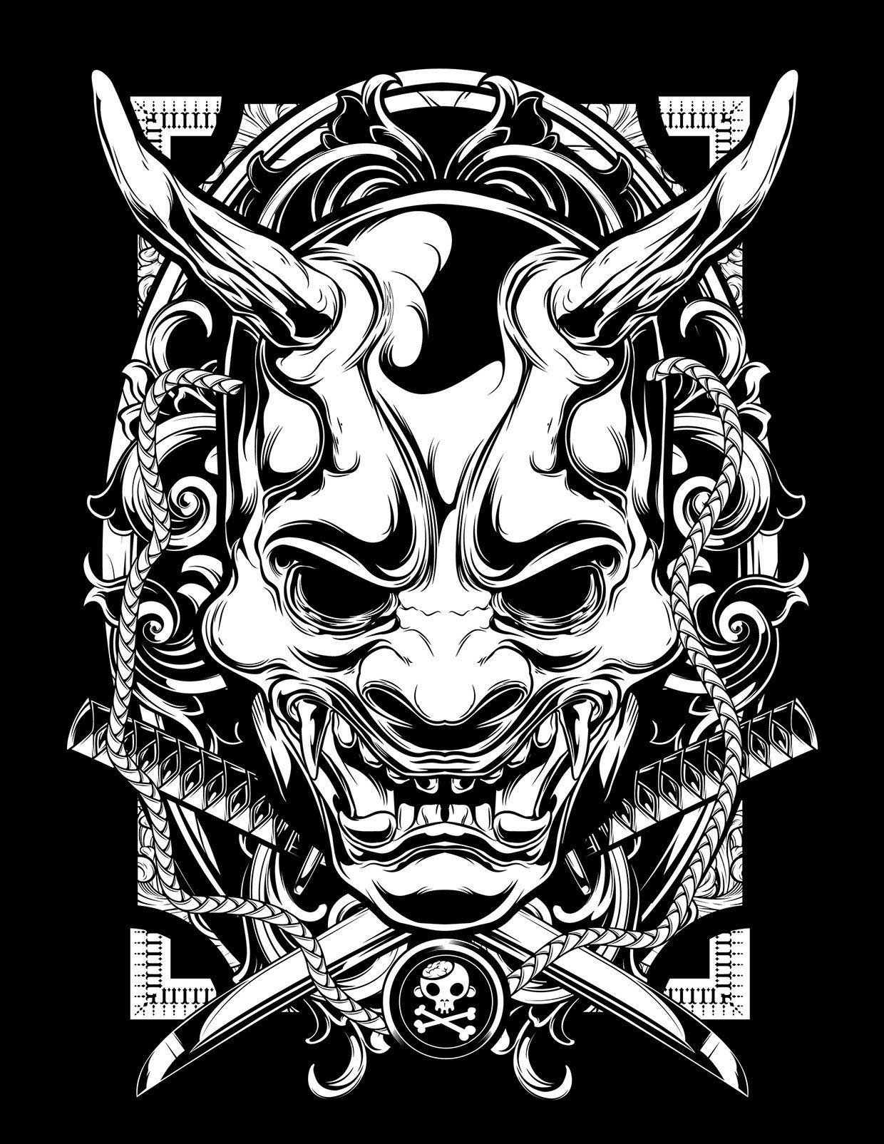 Asian Tattoos Illustrations: Pin By Sandeep Hamal On Tatoos