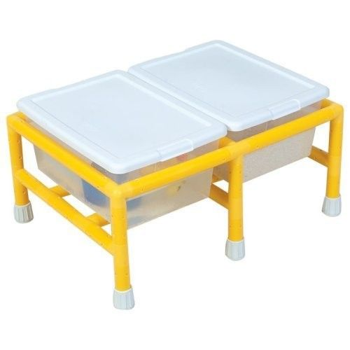 Mini Discovery Sensory Table Pvc I See A Diy Project