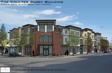 96 Png 390 254 Mix Use Building House Styles Architecture Design