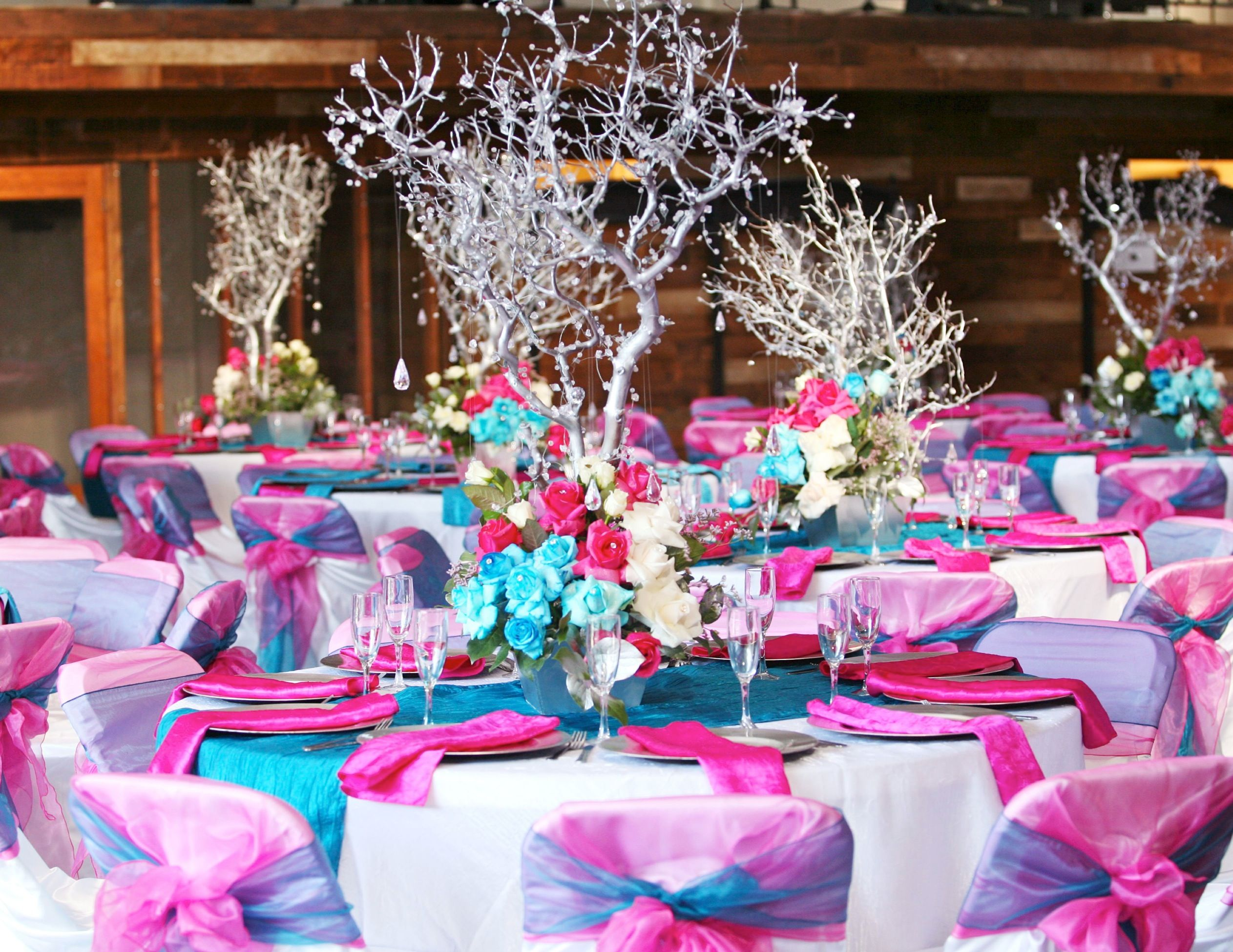 How to Combine Colors for Your Quince Theme Candy table