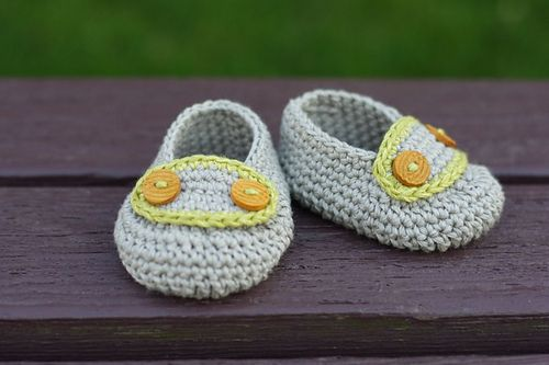 http://www.ravelry.com/patterns/library/moccasins-4 | Crochet ...